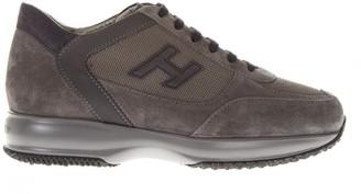 Hogan Interactive Grey Sneakers