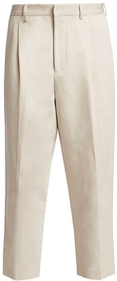 Nominee Pleated Cropped Trousers
