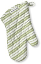 Williams-Sonoma Williams Sonoma Stripe Oven Mitt, Sage