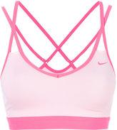 Nike stretch jersey sports bra - women - Polyester/Spandex/Elastane - XS