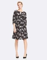 Soon Jada 3/4 Sleeve Mini Dress