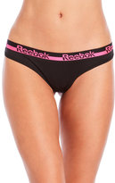 Reebok Two-Pack Logo Micro Thong