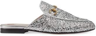 Gucci Slipper Princetown glitter