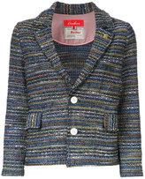 Coohem lightweight tweed jacket - women - Cotton/Acrylic/Nylon/Paper Yarn - 40