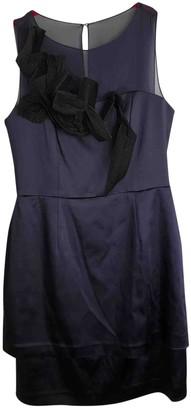 Ann Taylor Purple Dress for Women