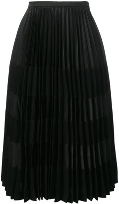 Comme des Garcons Pleated Skirt