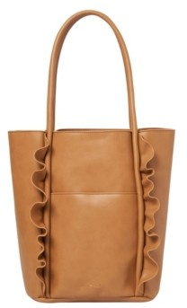 Urban Originals Women's Frill Tote