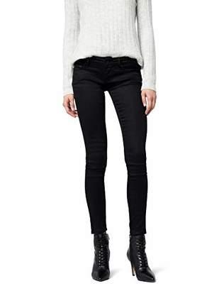 G Star Women's Midge Zip Low Waist Super Skinny Jeans,30W / 30L