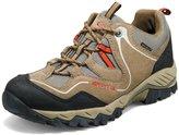 Clorts Men's Outdoor Sport Hiking Shoe Uneebtex Waterproof Trekking Shoe HKL-826D