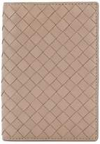 Bottega Veneta interwoven passport case