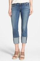 KUT from the Kloth Women's Wide Cuff Boyfriend Jeans