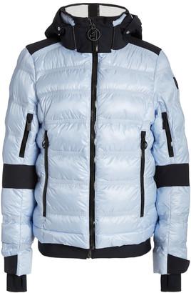 Toni Sailer Tami Padded Nylon Hooded Ski Jacket