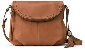 The Sak Buena Small Flap Crossbody Bag