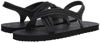 Flojos Black) Men's Sandals