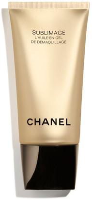 Chanel SUBLIMAGE L'HUILE-EN-GEL DE DAMAQUILLAGE Ultimate Comfort and Radiance-Revealing Gel-to-Oil Cleanser