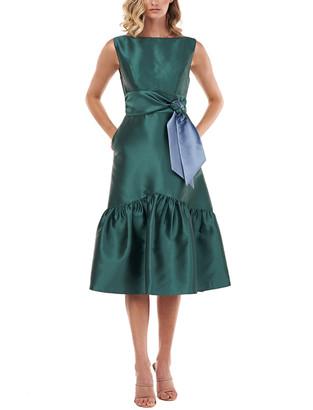 Kay Unger Penelope Lola Midi Dress