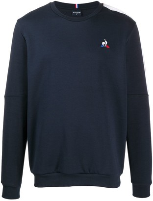 Le Coq Sportif embroidered sweatshirt
