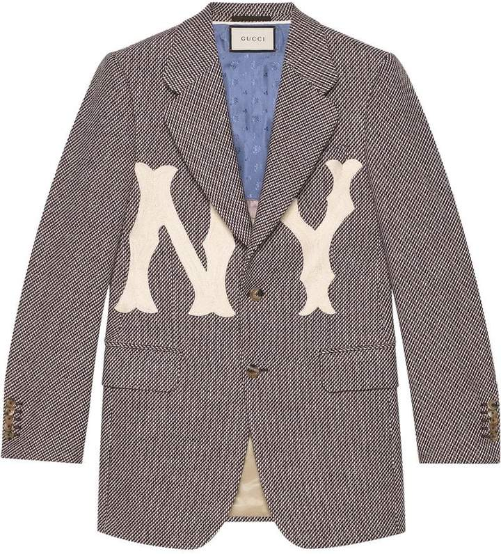 Gucci Wool jacket with NY YankeesTM patch