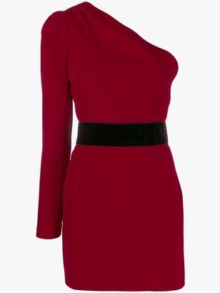 P.A.R.O.S.H. one shoulder dress