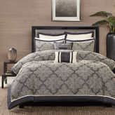 Burton Madison Park 8-pc. Jacquard Comforter Set