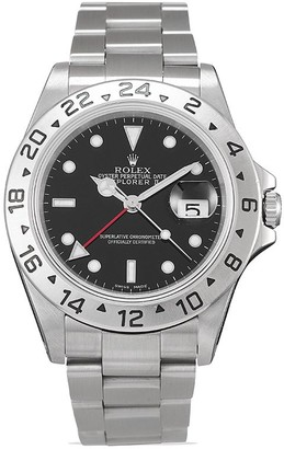 Rolex 2001 pre-owned Explorer II 40mm