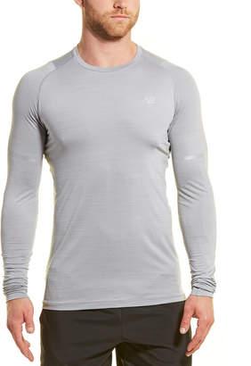 New Balance Seasonless Athletic Sun Smart T-Shirt