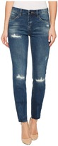 Blank NYC Distressed Skinny in High Dive Women's Jeans