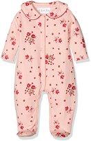 Rachel Riley Baby Girls 0-24m Rose Babygro Bodysuit