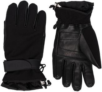 MONCLER GRENOBLE Panelled Gloves