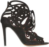 Tabitha Simmons 100mm Nina Suede Cage Sandals