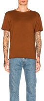 Simon Miller Alameda T-Shirt in Brown,Neutrals.