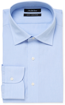 Slim Fit Mini Stripe Dress Shirt