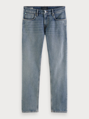 Scotch & Soda Tye - Dive Right In Recycled mid-rise slim carrot fit jeans | Men