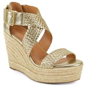 Aerosoles Martha Stewart Kathy Wedge Sandals Women's Shoes