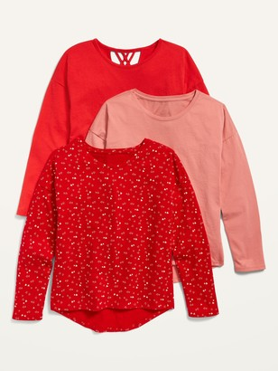 Old Navy Softest Tee 3-Pack for Girls