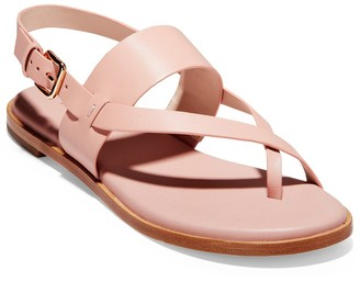 Cole Haan Anica Leather Sandal