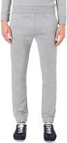 HUGO BOSS Slim-fit cotton-blend jogging bottoms