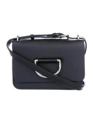 Burberry D-Ring Mini Crossbody Bag Black