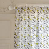 Minted LEMON ROSE Self-Launch Curtains