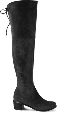 AquaDiva Fresno Water Resistant Over the Knee Boot