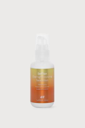 H&M Self-tanning lotion