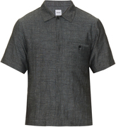 Fanmail Uniform linen shirt
