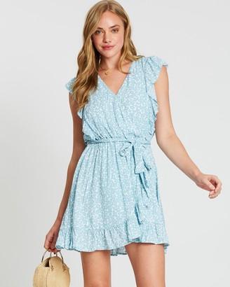MinkPink Summer Fields Mini Dress