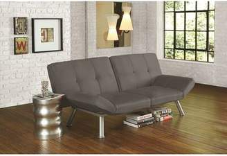 Cassandra Wrought Studio Full Convertible Sofa Wrought Studio Fabric: Charcoal