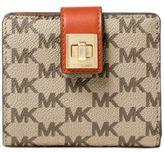 MICHAEL Michael Kors Signature Natalie Medium Wallet