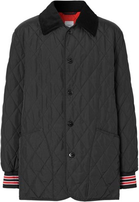 Burberry Quilted Barn Jacket