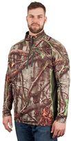Men's Huntworth Quarter-Zip Fleece Pullover