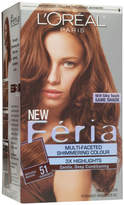 L'Oreal Feria Multi-Faceted Shimmering Colour