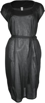 Format LOCK Black Plain Dress - S - Black