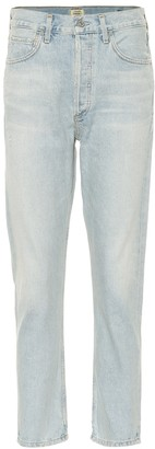 Citizens of Humanity Charlotte high-rise straight jeans